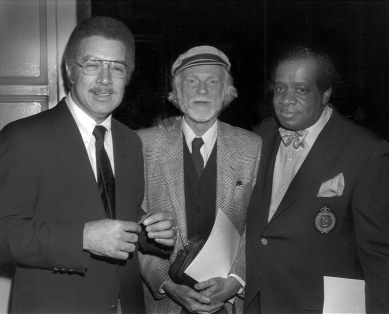 Kenny Burrell, Jerry Mulligan and Donald Byrd
