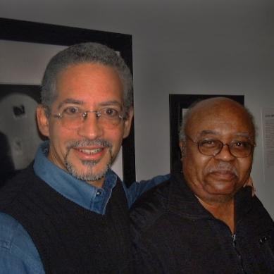 Frank Stewart and Chuck Stewart