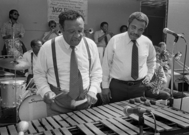 Lionel Hampton & Mayor Kenneth A. Gibson (Newark, NJ)