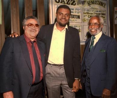 Marty Rivera, Mulgrew Miller and Junior Mance