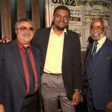 Marty Rivera, Mulgrew Miller and Junior Mance