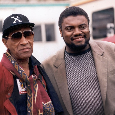 Max Roach and Mulgrew Miller