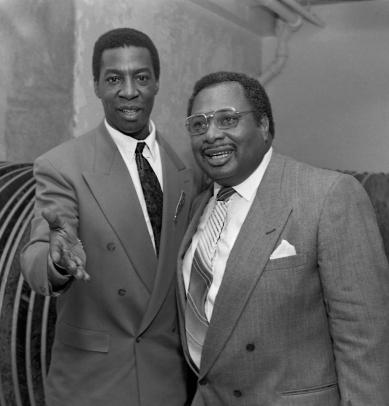 Victor Jones and Buddy Terry