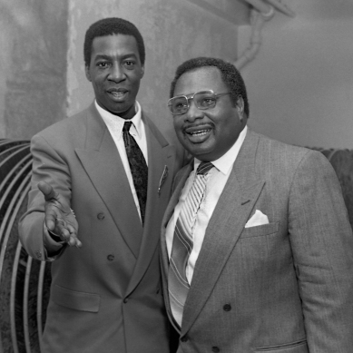 Victor Jones and Buddy Terry