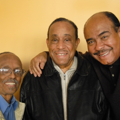 Jimmy Heath, Lou Donaldson and Benny Golson